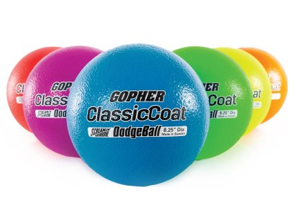 Screamin' ClassicCoat Dodgeballs
