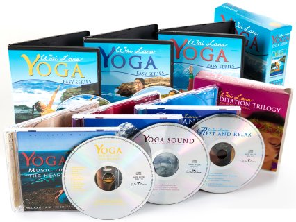 Yoga CD & DVD