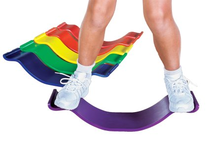 Rainbow® Walking Seesaw Set