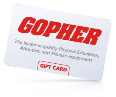 Gopher Gift Card