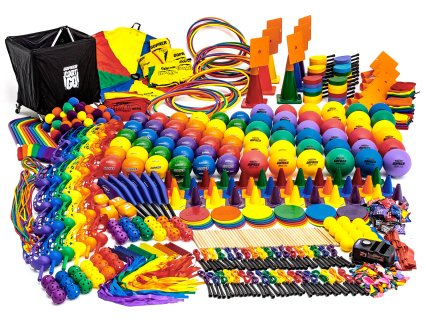 SPARK K-2 PE Curriculum Equipment Packages
