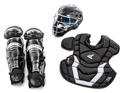 Easton Gametime Catcher's Gear Set
