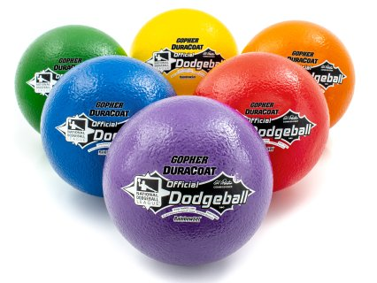 National Dodgeball League DuraCoat Dodgeballs