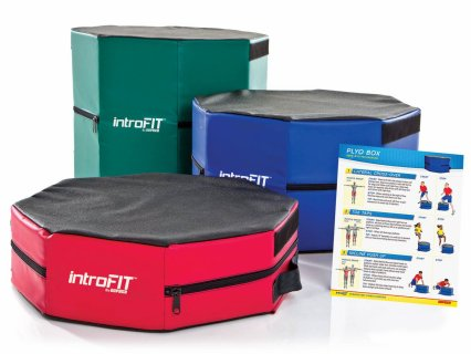 IntroFit Plyo Boxes