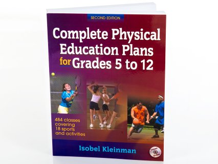 Complete PE Plans for Grades 7-12 Book