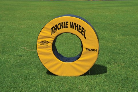 Tackle Wheel Football Trainers