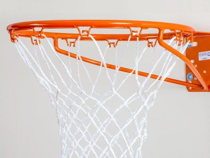 Gopher PlayStar™ Front-Mount Single-Rim Basketball Goal