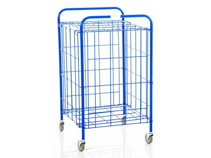 Lockable Totemaster Ball Cart - Indoor, Half-Size
