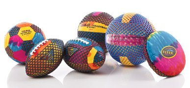 Colorful gripper balls