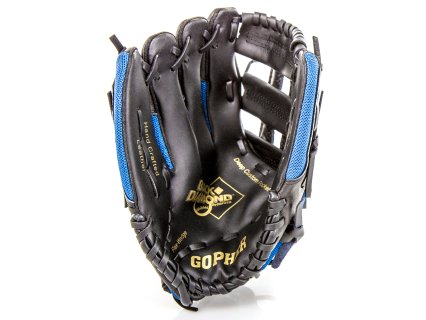 Gopher Black Diamond Leather/Synthetic Gloves