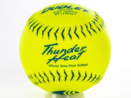 Dudley Thunder Heat™ USSSA Fast Pitch Softballs