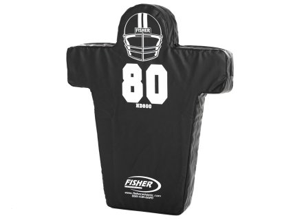 Fisher Man Shield Football Trainer