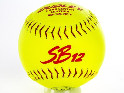 Dudley SB12L ASA Slow Pitch Softballs