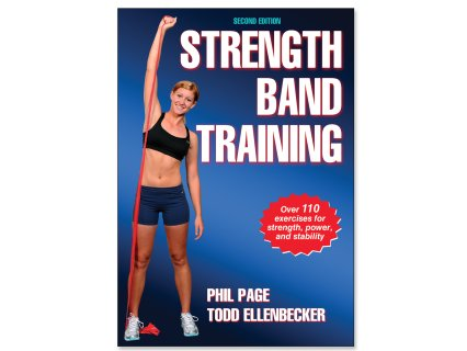 Strength Band Training Book, 2nd Ed.