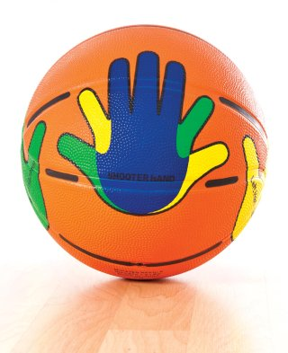 Instrux™ Rubber Basketballs