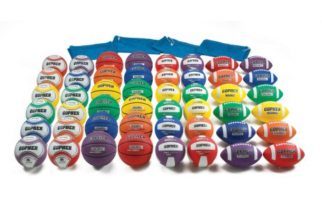 Rainbow® Sport Ball Packs