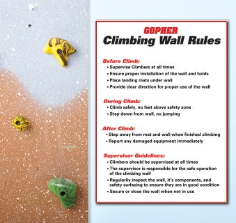 Climbing Holds And Accessories Gopher Sport