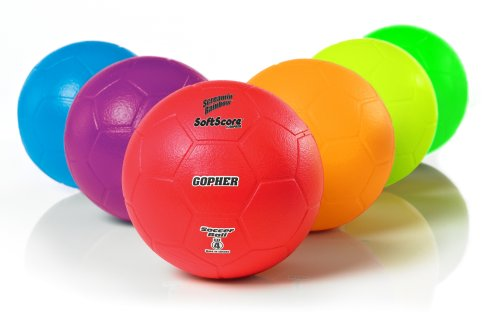Screamin' SoftScore™ Coated-Foam Balls