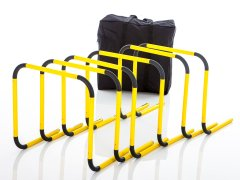 "Rebound Training 24""H Hurdles, Set of 6"