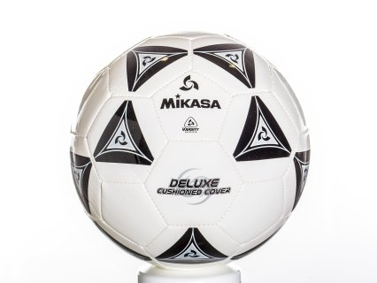 Mikasa Super-Soft - Soccer Ball, Size 4, Black