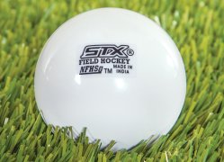 White official field hockey ball