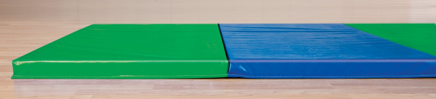 "TumblePro 1-3/8"" Polyethylene-Foam Custom Color Tumbling Mats"