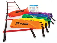 Rainbow IntroFit Agility Ladders - 7rung w Instructions