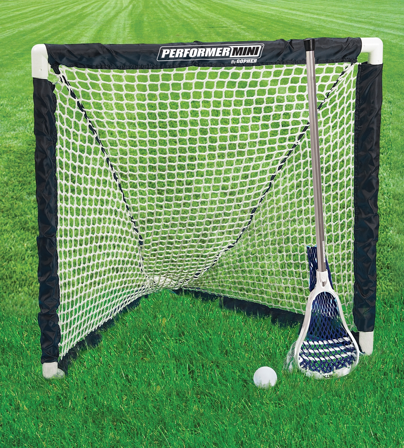 Gopher Performer Mini™ Lacrosse Goal