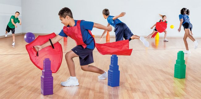 ACTION! Super Shielders Set