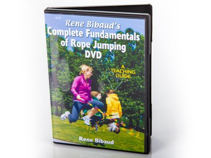 Rene Bibaud's Complete Fundamentals of Rope Jumping DVD