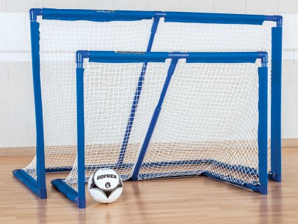 MatchPro™ Folding ABS Soccer Goals