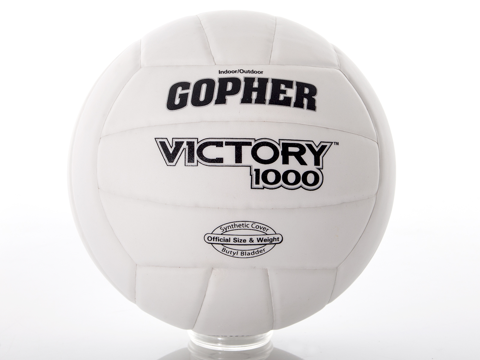 White official victory 1000 volleyball