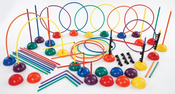 Rainbow Multi-Dome Activity Sets