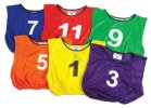 Color options for pinnie vests