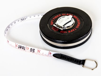 Open-Reel and Closed-Reel Measuring Tapes