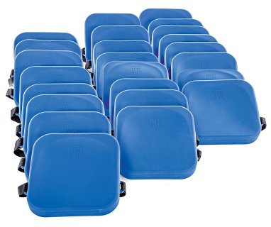 AHS Classroom EverSteady Active Seat Set