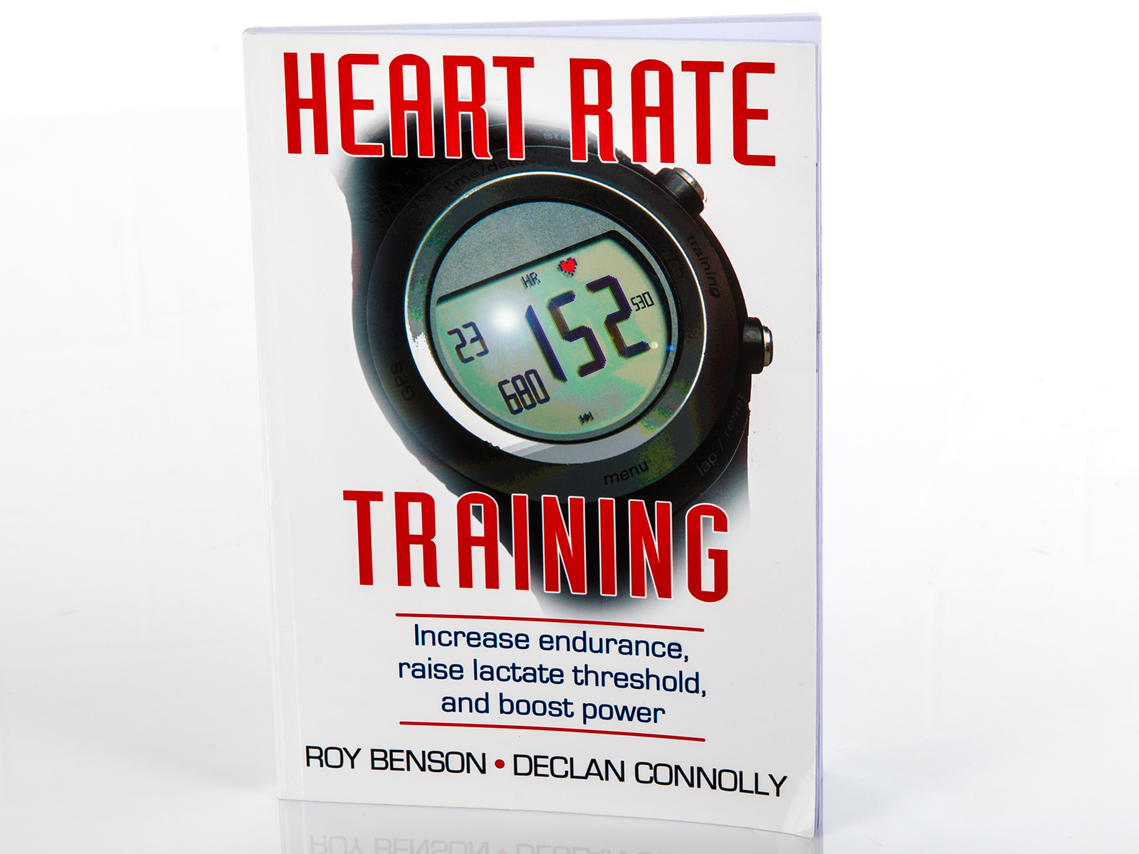 Book offers valuable heart rate training information
