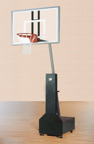Bison® Club Court Portable Basketball Systems