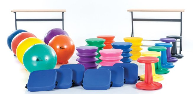 Moving Minds Premium Active Classroom Packs