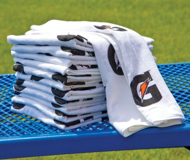 Gatorade sport towels