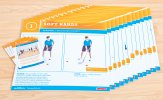 Instructions for floor hockey station
