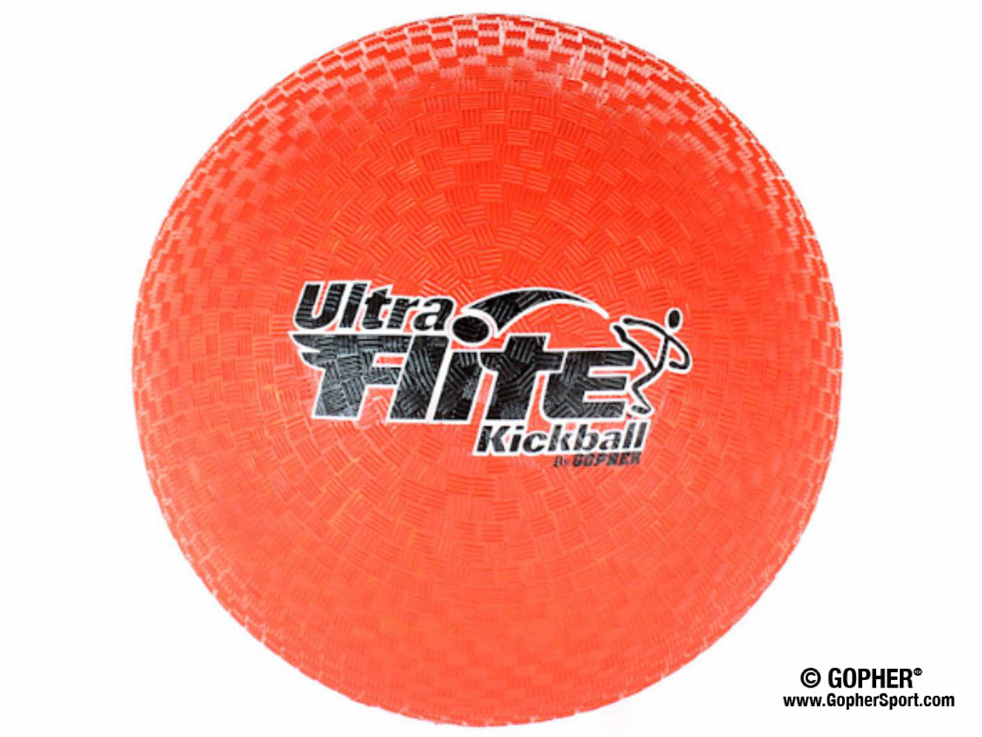 360° view of UltraFlite kickball