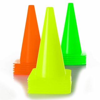 Screamin' Plastic Cones