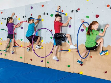 ULTRAVERSE™ Complete Climbing Wall Packages