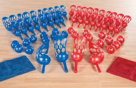 40 player scoop and ball set