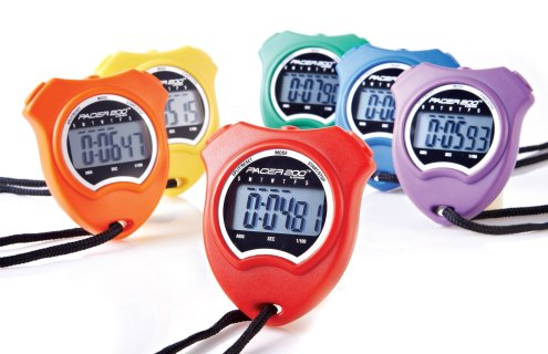 Gopher Pacer 200™ Stopwatches