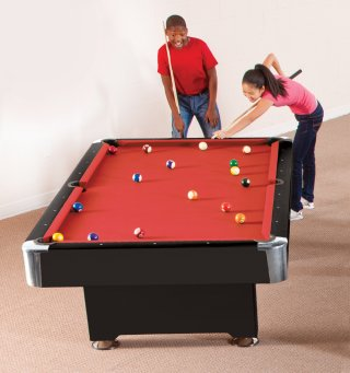 Mizerak Donovan II Billiards Table