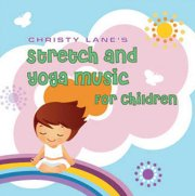 Stretch and yoga music book for kids