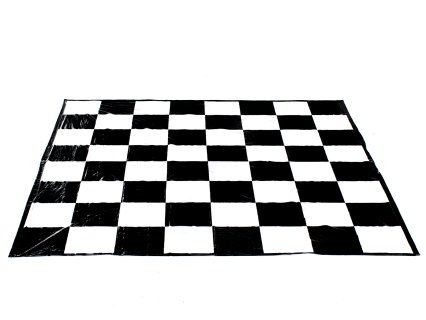 Giant Chess/Checkers Mat Only