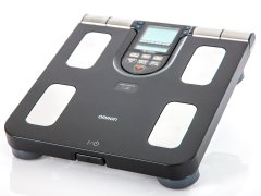 Omron Full-Body Sensor Body Composition Monitor/Scale 516
